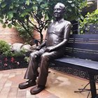 Phil Panelas - Latest life size bronze unveiled June 20th 2019. Located at front entrance of Trenton Memorial Hospital Trenton Ontario Canada